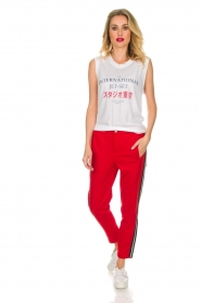 Set |  Pants Bryn | red  | Picture 2
