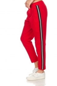 Set |  Pants Bryn | red  | Picture 4