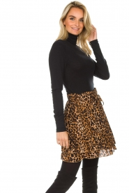 Set |  Skirt Suzanne | brown  | Picture 5