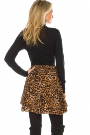 Set |  Skirt Suzanne | brown  | Picture 7