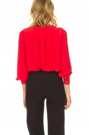 Set |  Blouse Linn | red  | Picture 7