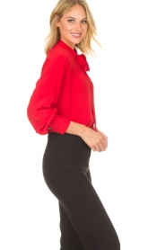 Set |  Blouse Linn | red  | Picture 5