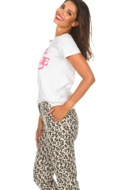 Lolly's Laundry   T-shirt Romee   wit    Afbeelding 5