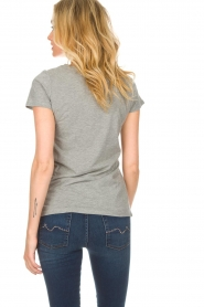 Lolly's Laundry |  T-shirt Romee | grey  | Picture 5