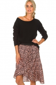 Lolly's Laundry |  Skirt Bertha | black  | Picture 2