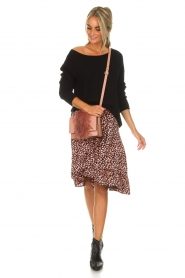 Lolly's Laundry |  Skirt Bertha | black  | Picture 3