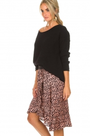 Lolly's Laundry |  Skirt Bertha | black  | Picture 4