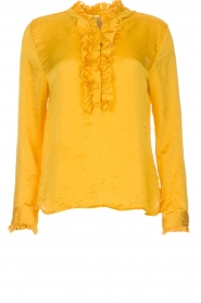 Lolly's Laundry |  Top Franka | yellow  | Picture 1