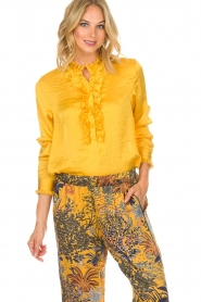 Lolly's Laundry |  Top Franka | yellow  | Picture 6