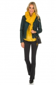 Lolly's Laundry |  Top Franka | yellow  | Picture 3