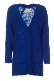 Lolly's Laundry |  Cardigan Carry | blue  | Picture 1
