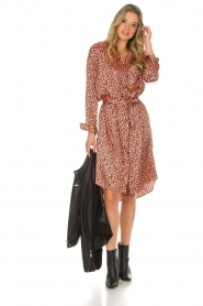 Lolly's Laundry |  Dress French | pink  | Picture 3