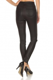 Dante 6 |  Leather legging Rockstar | black  | Picture 5