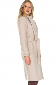 Dante 6 |  Wool coat Griffin | natural  | Picture 4