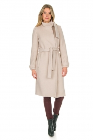 Dante 6 |  Wool coat Griffin | natural  | Picture 3