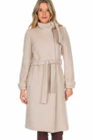 Dante 6 |  Wool coat Griffin | natural  | Picture 2