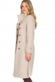 Dante 6 |  Wool coat Griffin | natural  | Picture 6