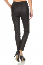 Dante 6 |  Leather pants Lebon | black  | Picture 5