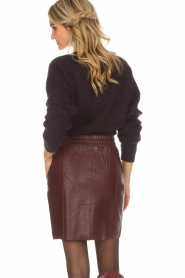 Dante 6 |  Skirt Eshvi | bordeaux   | Picture 5