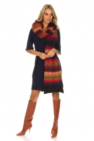 Dante 6 |  Dress with slit in the sleeves Stello | blue  | Picture 3