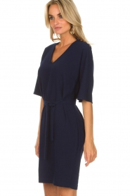 Dante 6 |  Dress with slit in the sleeves Stello | blue  | Picture 5