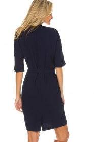 Dante 6 |  Dress with slit in the sleeves Stello | blue  | Picture 7