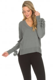 Dante 6 |  Sweater Malu | grey  | Picture 4