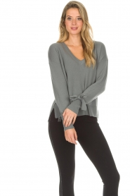 Dante 6 |  Sweater Malu | grey  | Picture 2
