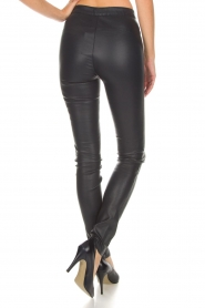 Dante 6 |  Leather leggings Campbell | blue  | Picture 5