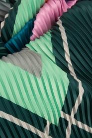 Becksöndergaard |  Plissé scarf Asaka | print  | Picture 3
