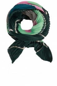 Becksöndergaard |  Plissé scarf Asaka | print  | Picture 1