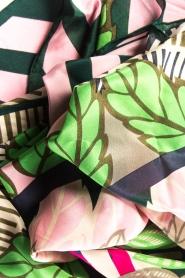 Becksöndergaard | Zijden sjaal Adisa | roze  | Afbeelding 4
