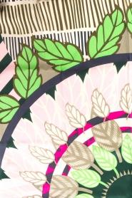 Becksöndergaard | Zijden sjaal Adisa | roze  | Afbeelding 5