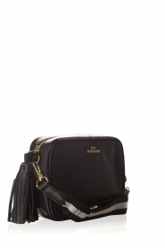 Becksöndergaard |  Leather shoulder bag Lullo Rua | black  | Picture 3