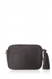 Becksöndergaard |  Leather shoulder bag Lullo Rua | black  | Picture 4