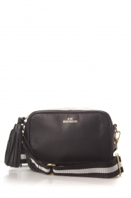 Becksöndergaard |  Leather shoulder bag Lullo Rua | black  | Picture 1