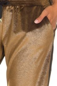 Blaumax |  Velvet pants Mori | brown  | Picture 6