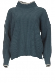 Blaumax |  Sweater Gloria | blue  | Picture 1