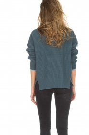 BLAUMAX |  Sweater Gloria | blue  | Picture 5