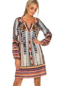 Hale Bob |  Dress Tamar | multi  | Picture 4
