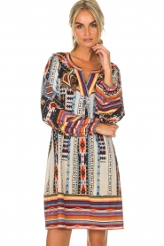 Hale Bob |  Dress Tamar | multi  | Picture 5