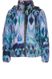 Hale Bob |  Reversible coat Suri | blue  | Picture 10