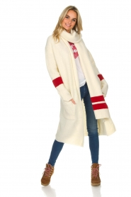 Be Pure    Cardigan Telle   off-white    Picture 3
