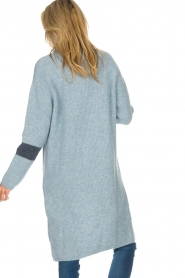 Be Pure |  Cardigan Telle | blue  | Picture 5