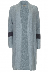 Be Pure |  Cardigan Telle | blue  | Picture 1