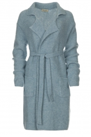Be Pure |  Cardigan Meni | blue  | Picture 1