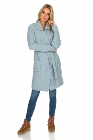 Be Pure |  Cardigan Meni | blue  | Picture 3