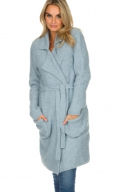 Be Pure |  Cardigan Meni | blue  | Picture 4