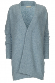 Be Pure |  Cardigan Nala | blue  | Picture 1