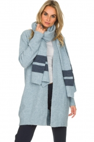 Be Pure |  Cardigan Nala | blue  | Picture 2